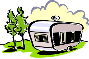 RV Travel Trailer