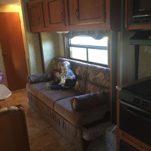 Boondocking and Babies – Part 1