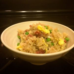 Recipe: Lap Cheong Fried Rice – InstaPot edition